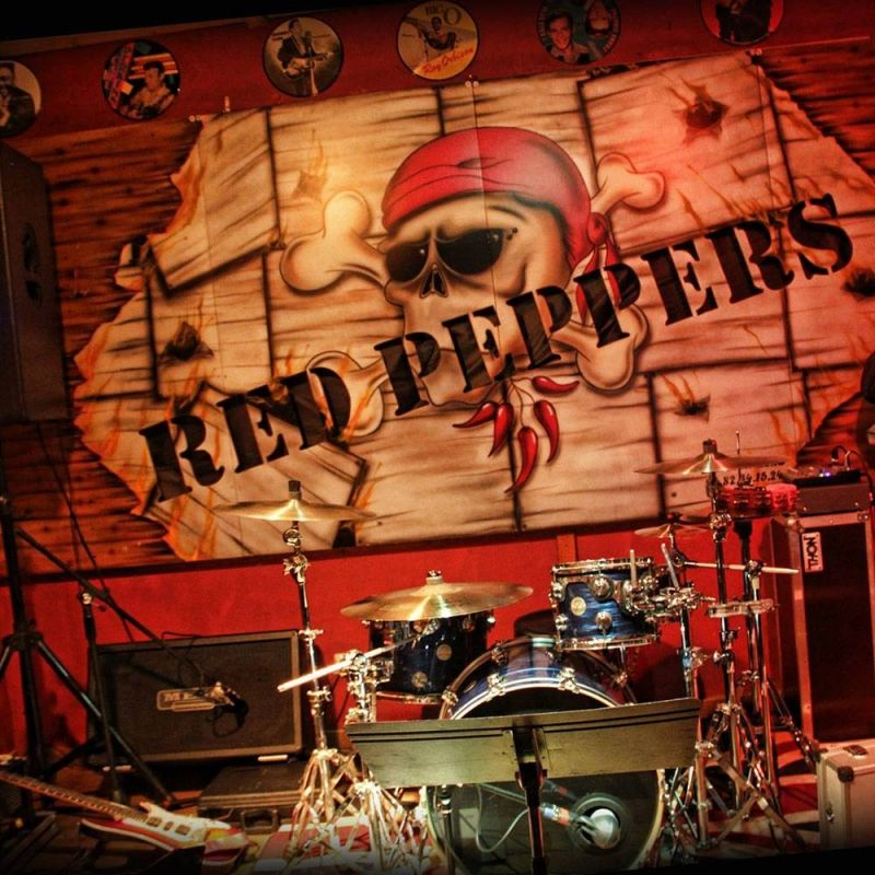 Concerts - Red Pepper's - Restaurant Aix En Provence